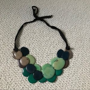 Anthropologie Handmade Necklace